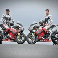 El equipo Hero EBR deja finalmente el Campeonato del Mundo de Superbikes