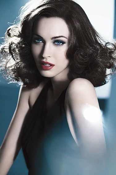 Llámame Ava...digo Megan Fox para Armani Beauty
