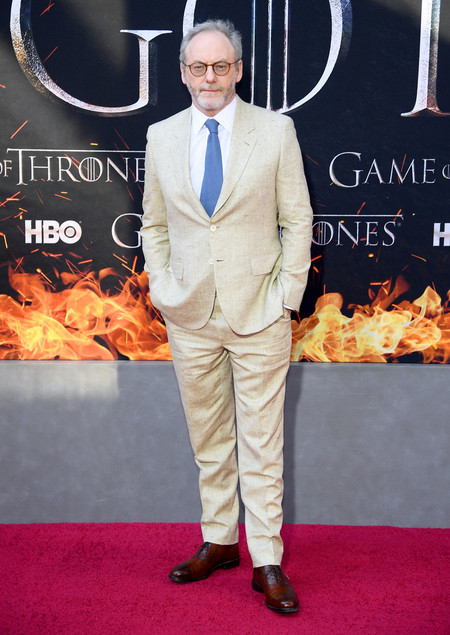 Laim Cunningham Game Of Thrones Final Season Premiere Red Carpet