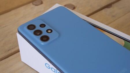 Samsung Galaxy A52 5g Review Xataka Diseno Trasera