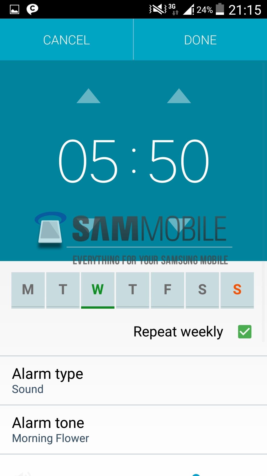 Foto de Android L para Samsung Galaxy S5 (21/39)