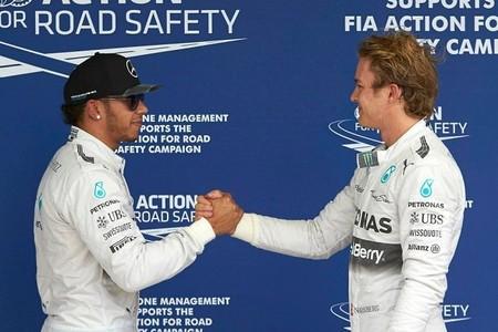 ¿Hamilton o Rosberg? Solo uno será el campeón de Fórmula 1