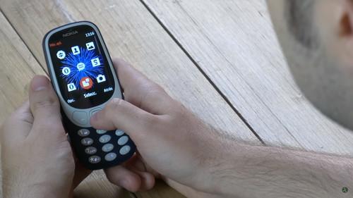 Nokia 3310 (2017), disconnecting people: una semana con él como teléfono principal