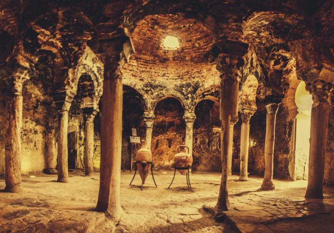 Baños Arabes Mallorca:Los baños árabes de al-Andalus