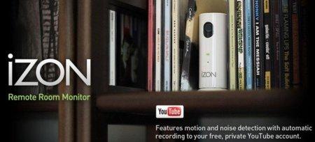 Stem presenta iZON, la videovigilancia doméstica nunca fue tan fácil