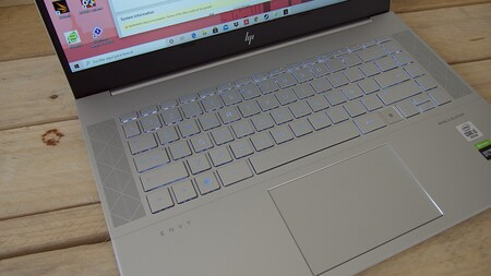 Hp Envy 15 Review Analisis Xataka Teclado