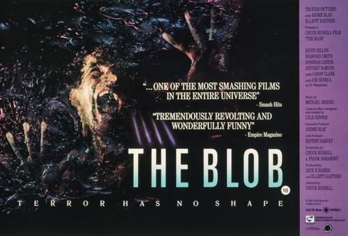 Ciencia-ficción: 'The Blob. El terror no tiene forma', de Chuck Russell