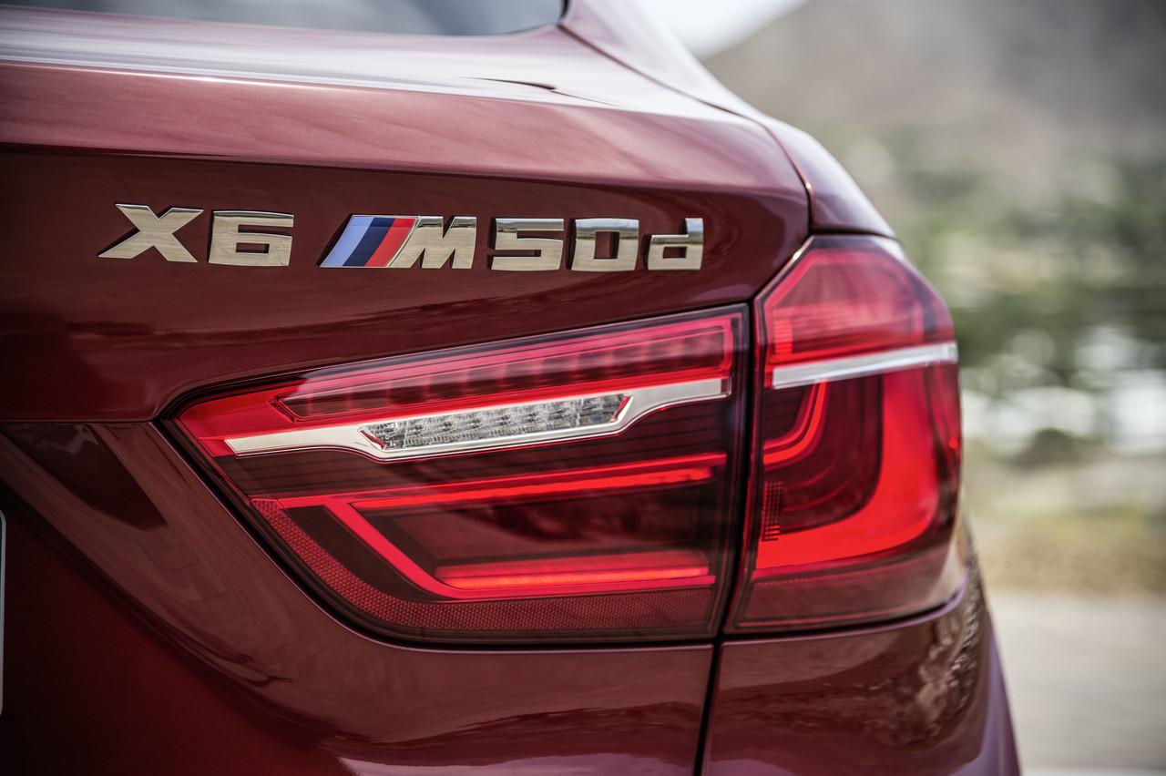 Foto de BMW X6 2014 (29/96)