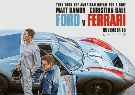 Ya está aquí el tráiler de 'Le Mans '66', la película sobre la rivalidad entre Ford y Ferrari en Le Mans