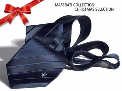 Colección de Navidad de Maserati
