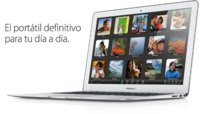 El MacBook Air se renueva con los procesadores Core i5 e i7 de Intel