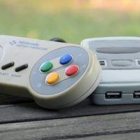 Arcilla y Raspberry Pi Zero para crear una Super Nintendo que cabe en la palma de la mano