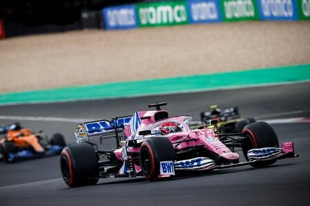 Perez Nurburgring F1 2020