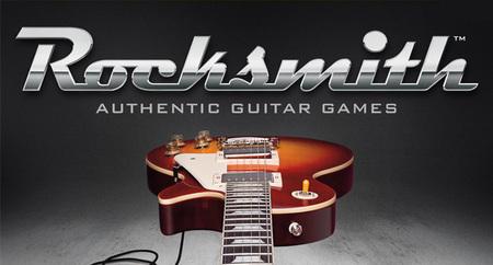 'Rocksmith' llegará a PC el próximo 10 de octubre. Ya podéis ir afinando vuestros instrumentos