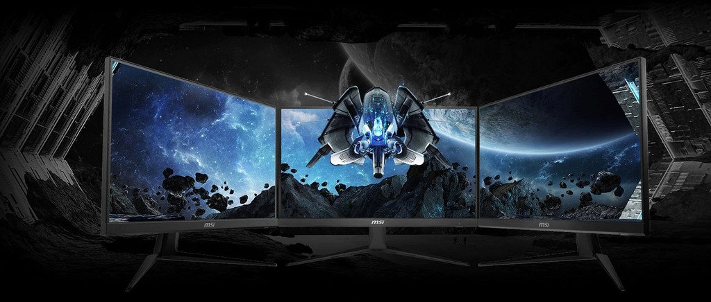 MSI anuncia nuevo monitor gaming de gama baja: el Optix G241V llega con 24 pulgadas y panel IPS Full HD