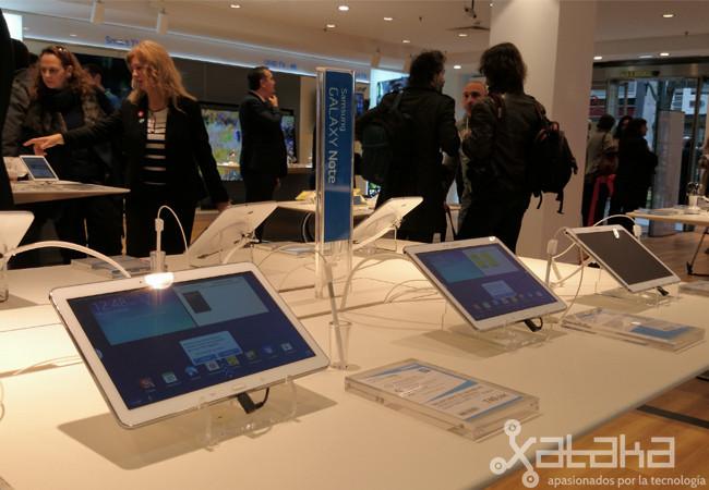Así es la estrategia de tiendas propias de Samsung