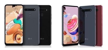 El LG K41S y el LG K51S llegan a España: precio y disponibilidad oficiales