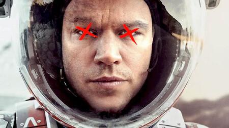 """Los ojos azules en la Tierra no pueden ser azules en Marte: lo dice la física y la """"culpa"""" es de su atmósfera"""
