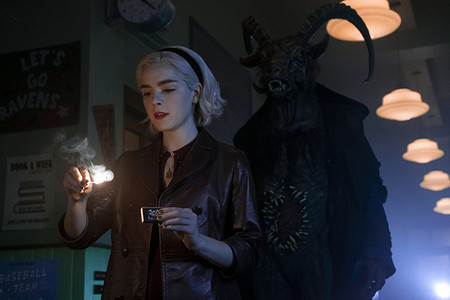 Las Escalofriantes Aventuras De Sabrina Parte 2 Trailer 2