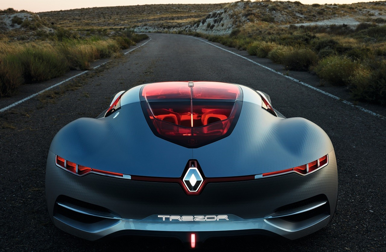 Foto de Renault Trezor (20/21)