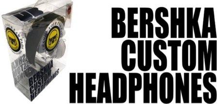 Bershka customiza y vende unos auriculares de música