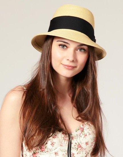 Asos Brixton sombrero de moda