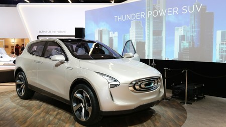 Thunder Power Suv 40