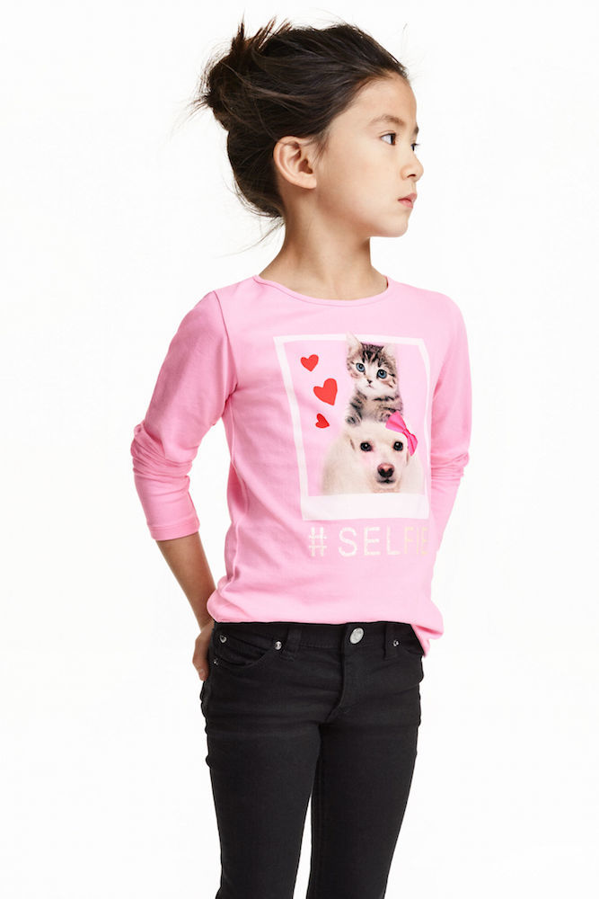 H&M Colección San Valentín 2016 niños