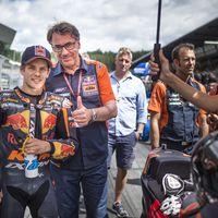 Mika Kallio convence en Austria y se pone a un paso de volver a MotoGP con KTM. Smith en la cuerda floja