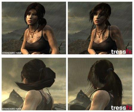 TressFX, cómo AMD quiere reinventar el pelo de los protagonistas de los videojuegos