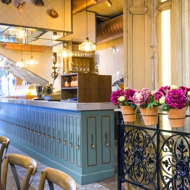 ¿Sin planes para el finde? Descubre la nueva pâtisserie-bistrot de Mamá Framboise en Jorge Juan