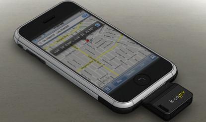 locoGPS: Módulo GPS para el iPhone