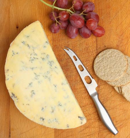 Blue Stilton Uvas Y Crackers Una Combinacion Ganadora