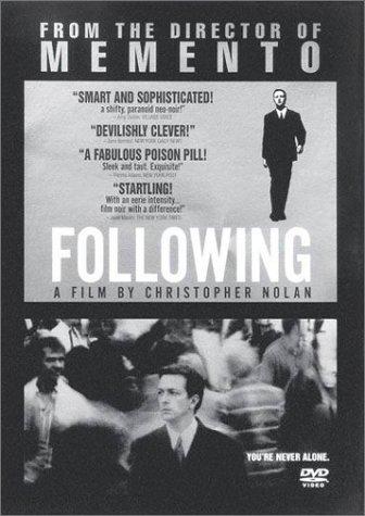 'Following', el primer puzle de Christopher Nolan