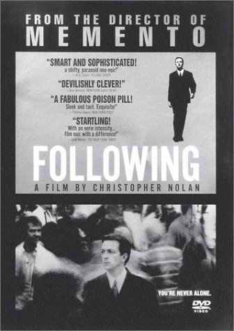 'Following', el primer puzle de Christopher Nolan