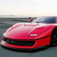 Este Ferrari F40 Legend con sello español revive al legendario deportivo tres décadas después