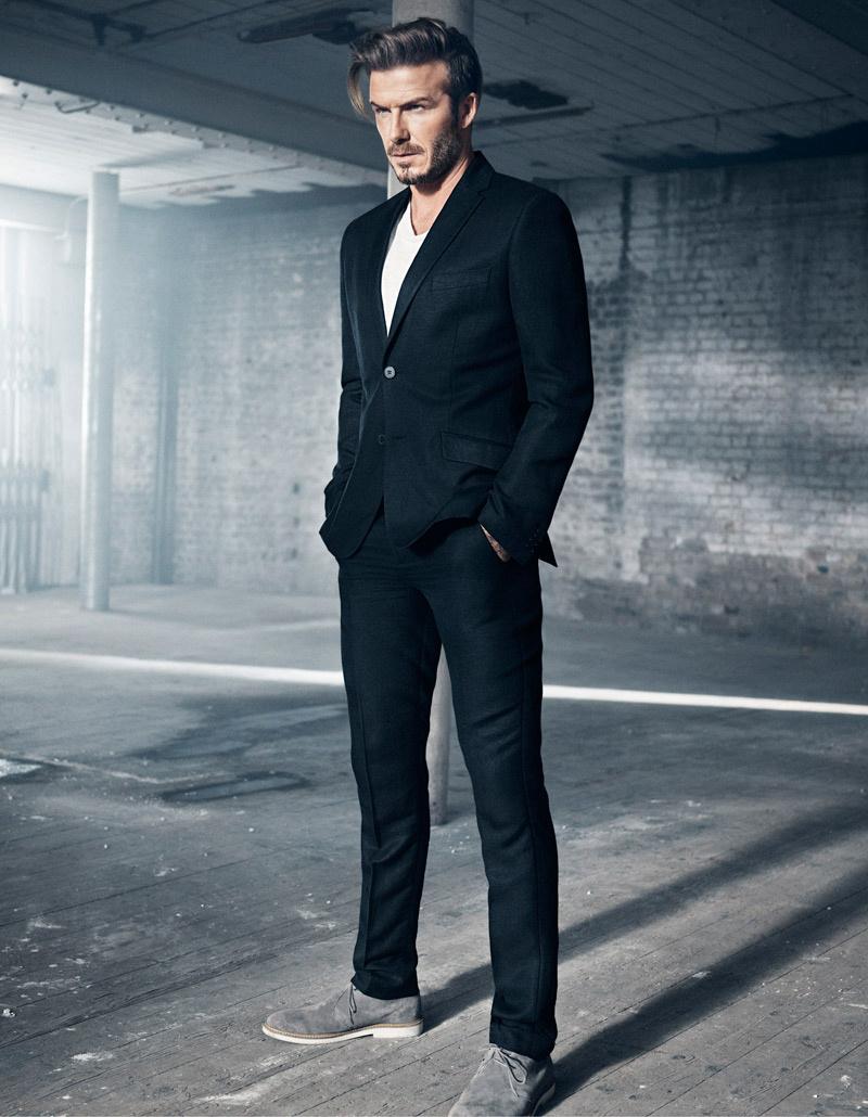 Foto de David Beckham para H&M Modern Essentials (10/11)