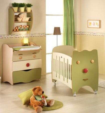 Dormitorio infantil: Mobiliario, seguridad