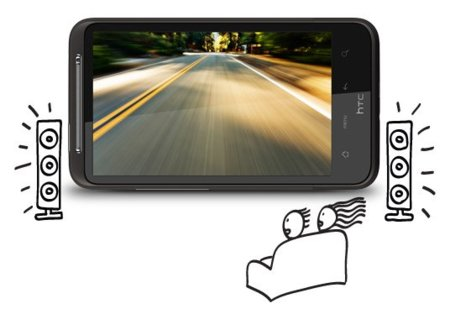 HTC Desire HD y Desire Z serán amigos de tu televisor