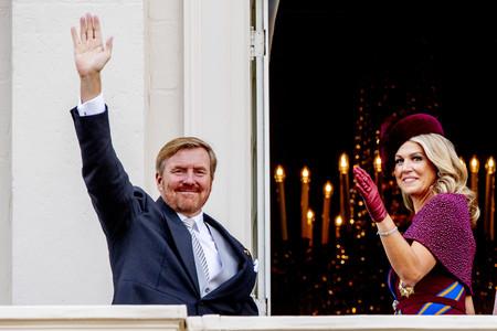 Máxima de Holanda luce así de espectacular en el Día del Rey