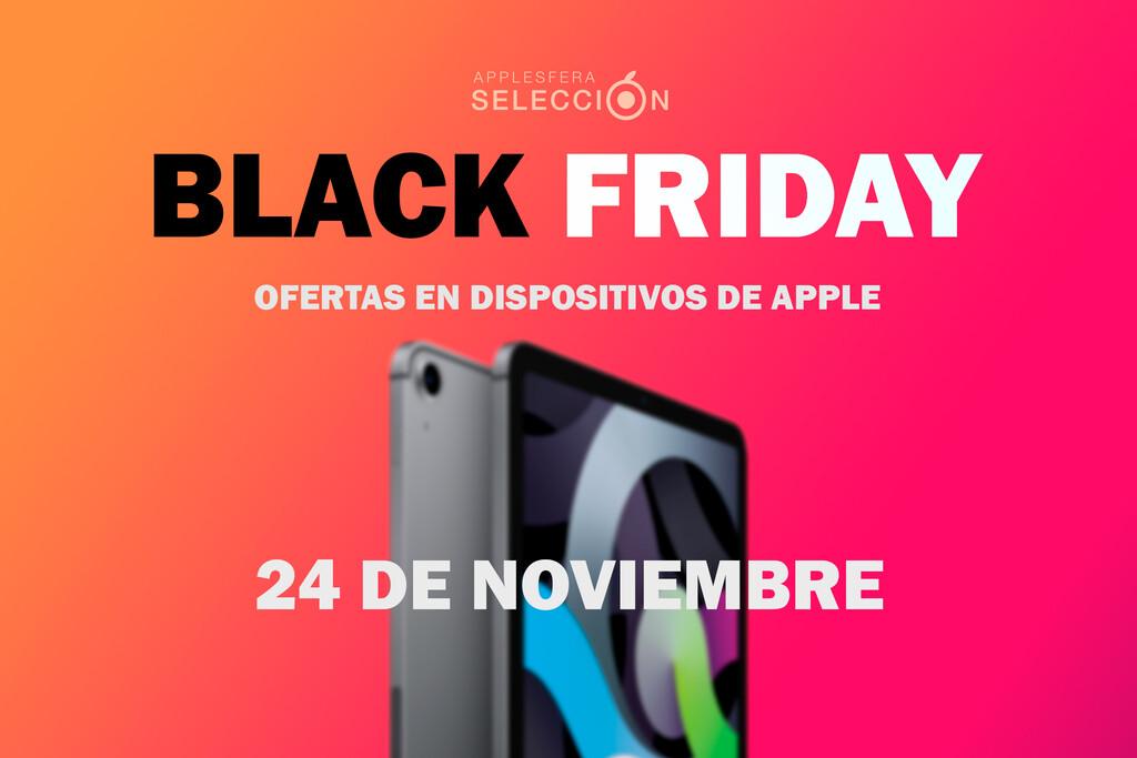 Semana del Black Friday: las mejores ofertas en productos Apple, hoy 24 de noviembre