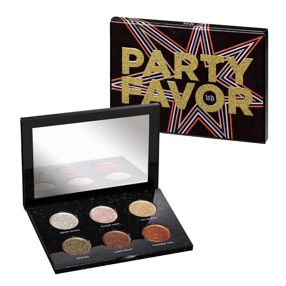 Paleta de sombras Party Favor Urban Decay