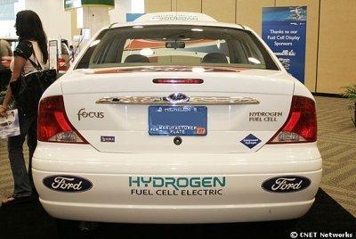 Coches de hidrógeno para 2015