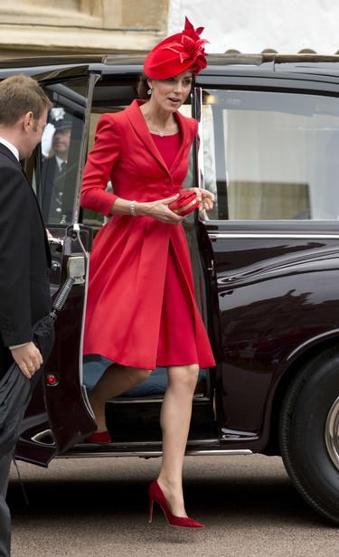 ¿Quién se esconde detrás de cada impecable look de Kate Middleton? El equipo analizado al dedillo