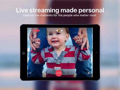 Xtreamr, una app para retransmitir vídeo en directo solo con quien tú quieras en cada momento