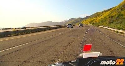 En moto por el Oeste Norteamericano (16 y penúltima): Espectacular ruta junto al océano