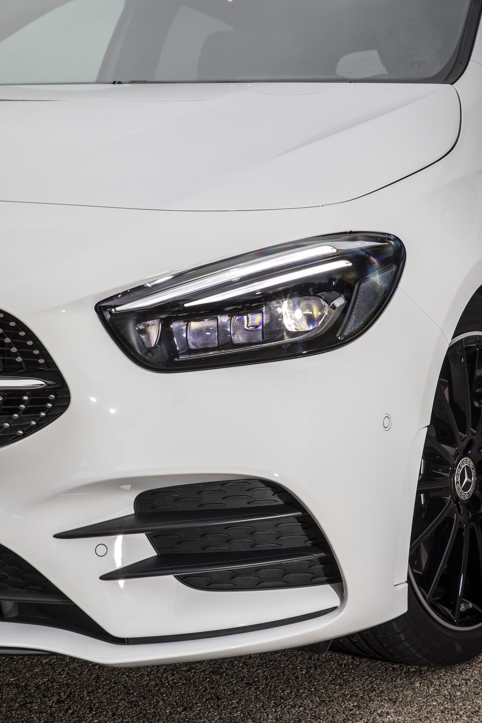Foto de Mercedes-Benz Clase B 2019 (123/157)