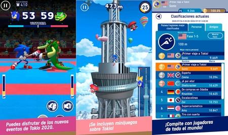 Sonic Juegos Olímpicos