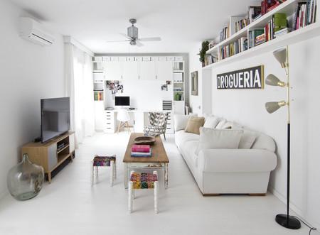 Vivienda Barcelona Amigo Salon 1