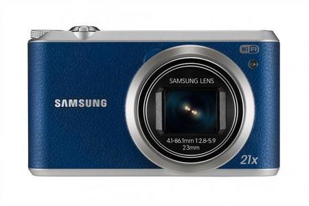 Samsung Smart WB350F, conectividad total con un toque retro